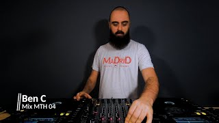 Melodic Techno // House Mix 2019 by Ben C For MTH 04