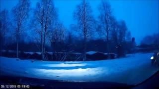 Подборка Аварий и ДТП Декабрь 2015. Часть 1