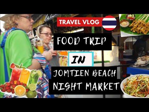 JOMTIEN BEACH (Pattaya, Thailand) + Useful Apps in Thailand l Monei TV