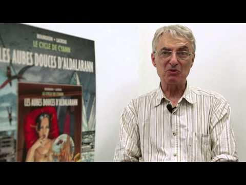 Interview du créateur François Bourgeon