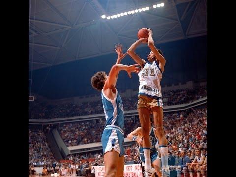 1977 NCAA Championship Game   Marquette vs North Carolina
