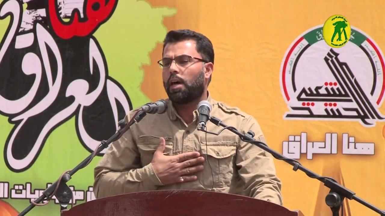 """نائب الامين العام لحركة الإبدال """"كمال الحسناوي"""" ممثلا عن هيئة ..."""