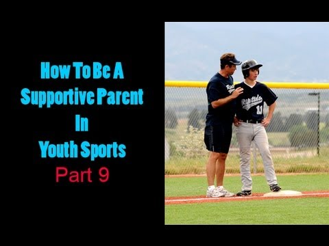 How To Be A Supportive Parent In Youth Sports With Dan Clemens