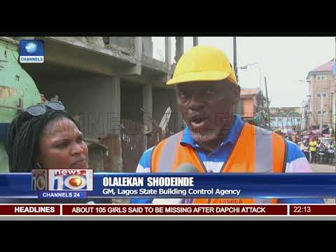 Lagos Building Permit: Agency Demolishes, Seals 20 Unapproved Houses