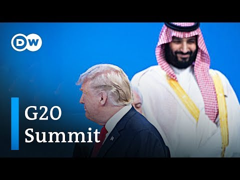 2018 G20 Summit: What happened on the first Day | DW News