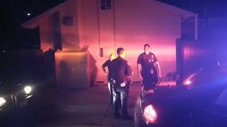 COPWATCH Police Failed to Locate Suspect West Alley Fairmont and Landis