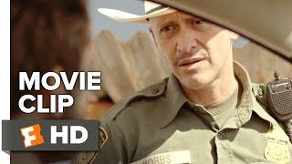 Transpecos Movie CLIP - House Keys (2016) - Clifton Collins Jr. Movie