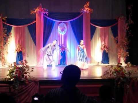 Top lesi poddi - iddarammayilatho - Full Song Performance || Andhika & Yuni (ver) Couple