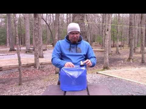Reliance Products Five Gallon Fold-A-Carrier  Collapsible Water  review