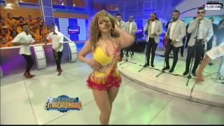Hony Estrella Bailando Lupita Sabado Extraordinario