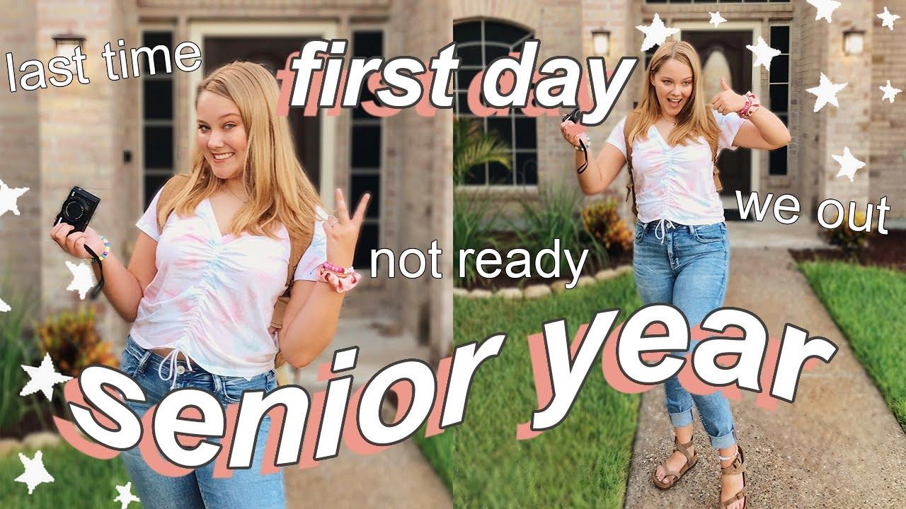Grwm First Day Of High School Senior Year Youtube Senior citizens · 1 decade ago. youtube