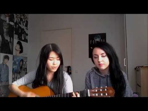 EXO-K - Don't Go (나비소녀) Acoustic Cover