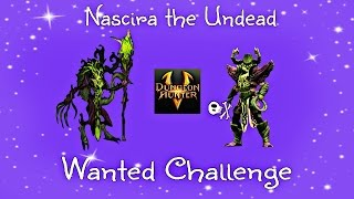 dungeon hunter 5 wanted challenge nature first place finish