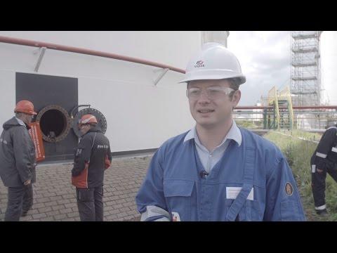Vopak: pilot inside tank drone inspection
