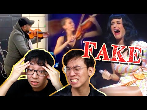 Why These Music Live Performances Are So Fake