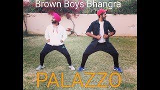 Palazzo | Shivjot Kulwinder Billa | Bhangra | Brown Boys Bhangra | Latest Punjabi Song