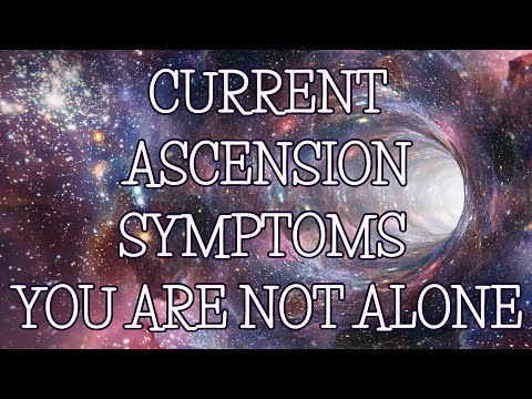 Important Ascension Symptoms for this Month's Shift - YouTube