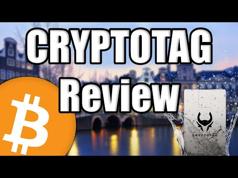 CRYPTOTAG REVIEW: I Am Changing Crypto HODL Strategy To Keep My Bitcoin Safe