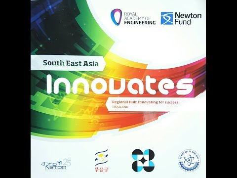 South East Asia Innovates Regional Hub : Innovating for success Thailand