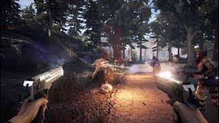 Earthfall Gameplay Trailer - E3 2018