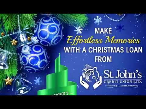 St. John's Credit Union Christmas Loan