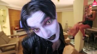 видео Контактные цветные линзы Crazy