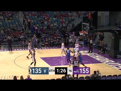 Brandon Ashley (28 points) Highlights vs. Reno Bighorns
