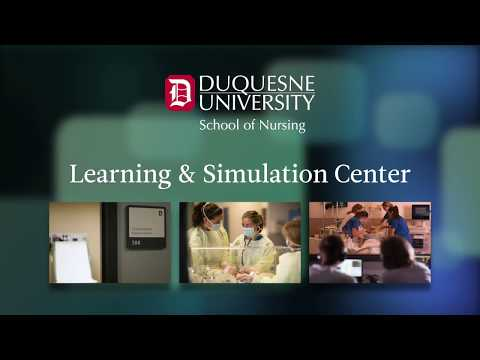Duquesne University Learning & Simulation Center Virtual Tour