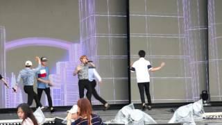 Video 160814 DMZ 평화 콘서트 카메라 리허설 BTOB - 뛰뛰빵빵 download MP3, 3GP, MP4, WEBM, AVI, FLV Agustus 2018