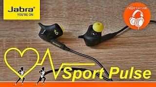 Jabra Sport Pulse | Элитный спортивный обзор беспроводных наушников с пульсометром(, 2016-04-26T20:52:35.000Z)