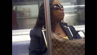 New York City Subway crazy people compilation 2