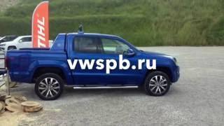 VW Vlog #11: Новый VW Amarok 2016 - тест-драйв в Германии(Несколько сотрудников