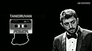 Thani Oruvan bgm ringtone Aravind Swamy whats app status AB SOUNDS...