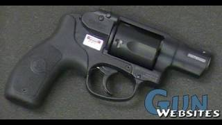 S&W Bodyguard Revolver .38 special Smith Wesson with Laser Sight built in