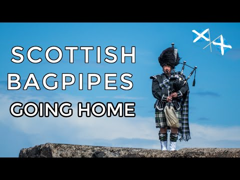 ♫ Scottish Bagpipes - Going Home ♫