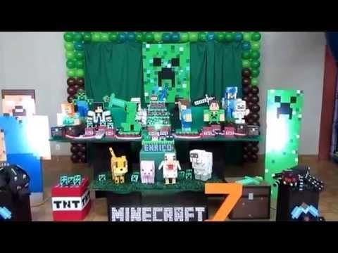 Decora 231 227 O Minecraft Gotinhas De Arte Artesanato Youtube
