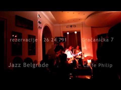 Jazz Belgrade Caffe - Don GiovannI Blues Group