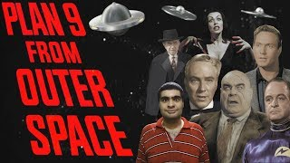 Diarreia Cinematográfica 29 - Plan 9 From Outer Space