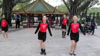 2019年2月18日屯门公园金乐七公主大姑娘美大姑娘浪