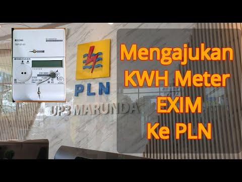 Mengajukan KWH Meter EXIM ke PLN untuk Deposit Listrik | Maximalkan Manfaat PLTS OnGrid