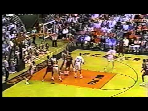 Damon Stoudamire 94-95 Highlights