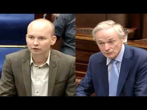 Catholic State Schools? Paul Murphy TD questions Minister for Education