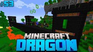 DIE X-PROTO BURG?! - Minecraft Dragon #53 [Deutsch/HD]