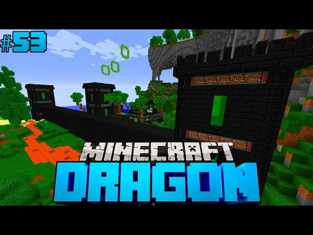 DIE X-PROTO BURG?! - Minecraft Dragon #53 [Deutsch/HD]
