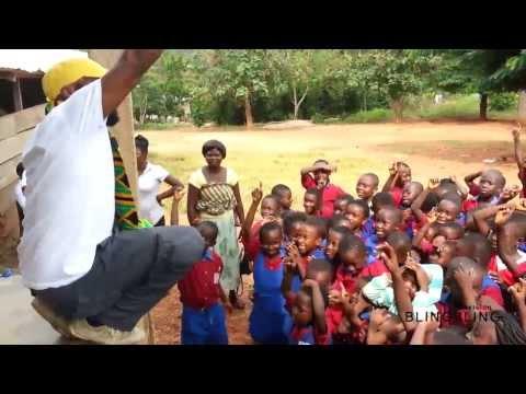 FULL DOCUMENTARY [WAYNE BRAINN]  ON A MISSION TO WEST AFRICA GHANA.