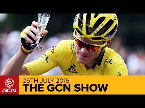 How Did Chris Froome Win The Tour De France...Again?! | The GCN Show Ep. 185