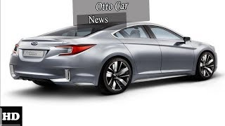 HOT NEWS  !!!! 2018 Subaru Legacy Exterior Design Overview