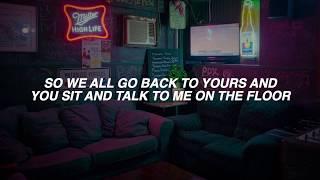 「Arctic Monkeys」One For The Road lyrics (HD)