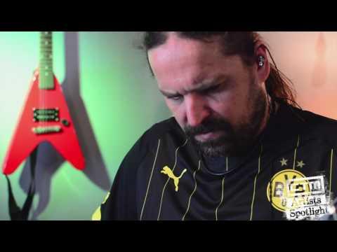 CTM Artist Spotlight - Andreas Kisser ( Sepultura / De La Tierra )