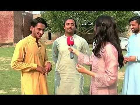 Zainab Abbas Interviews Hasan Ali and his family